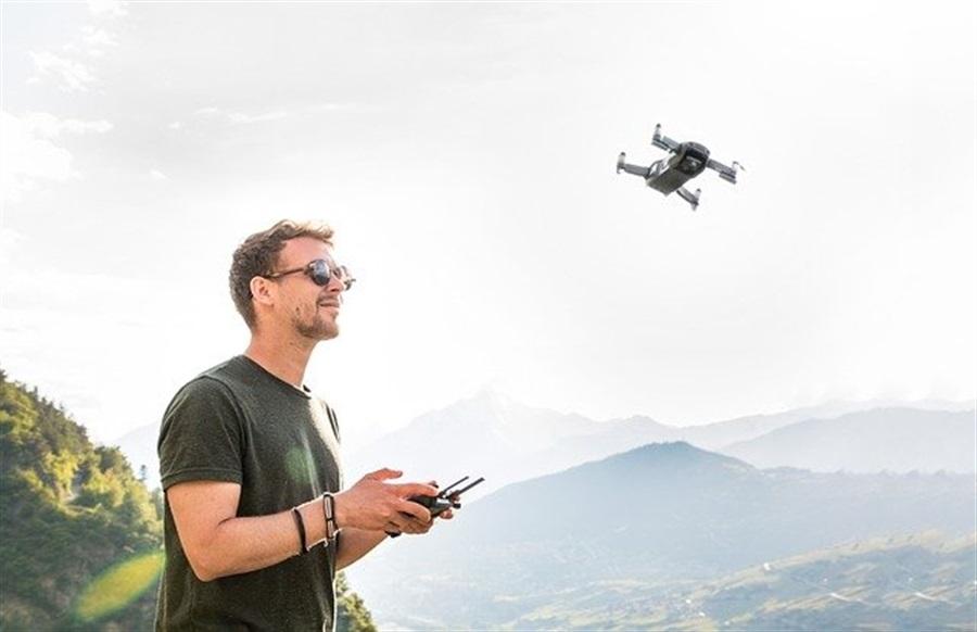 La législation concernant les drones